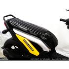 【WirusWin】Tuck Roll Enamel 降低型坐墊