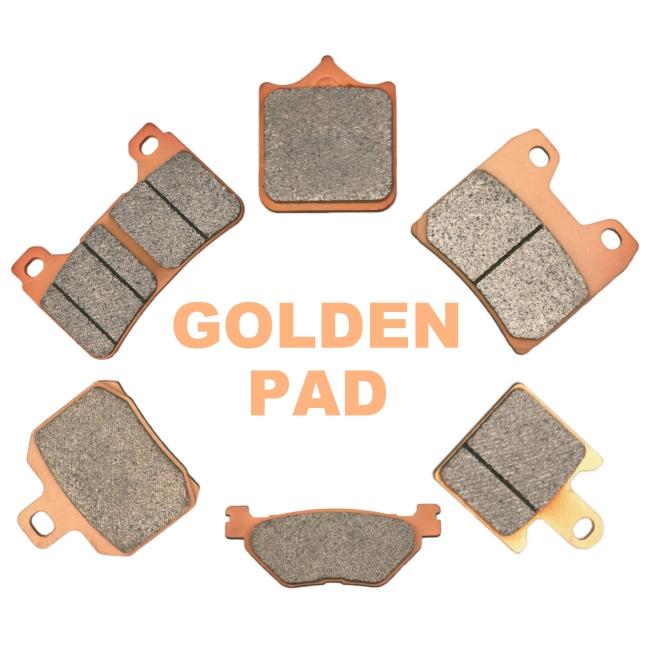 【DAYTONA】Golden pad 煞車皮(碟式煞車) - 「Webike-摩托百貨」