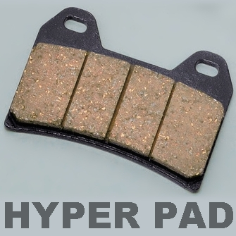 Hyper pad 煞車皮(碟式煞車)