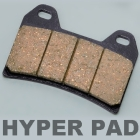 【DAYTONA】Hyper Pad 煞車皮(碟式煞車)