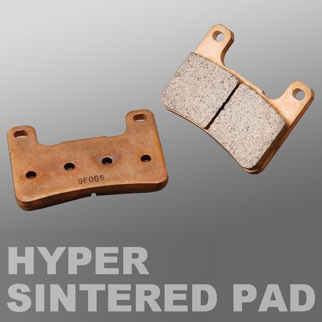 Hyper-Sintered 煞車皮(碟式煞車)