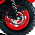 HONDA Rear Wheel Hub Set