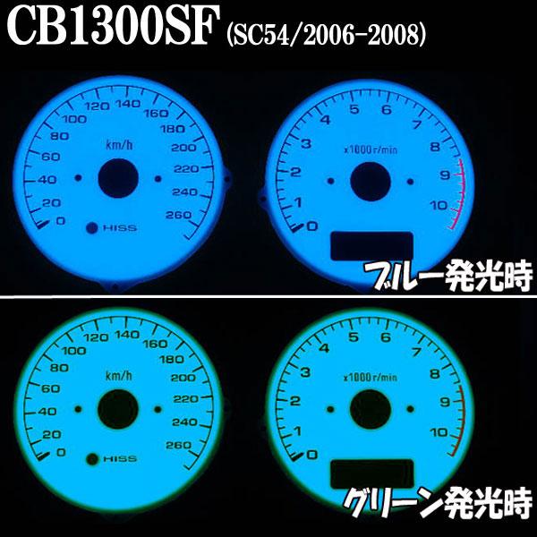 EL 儀錶面板 CB1300SF(SC54/2006-2008年)用