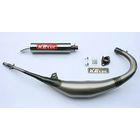 【K2TEC】Street 膨脹室排氣管 (SPARK)