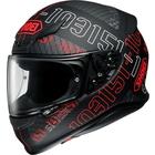 Z-7 PERMUTATION [ゼット-セブン パーミュテーション TC-1 RED/BLACK マットカラー] ヘルメット