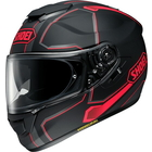 GT-Air PENDULUM [ジーティーエアー ペンデュラム TC-1 RED/BLACK マットカラー] ヘルメット