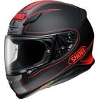 Z-7 FLAGGER [ゼット-セブン フラッガー TC-1 RED/BLACK マットカラー] ヘルメット