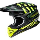 SHOEI ショウエイ/VFX-WR GRANT3 [ブイエフエックス-ダブリューアール グラント3 TC-3 YELLOW/BLACK] ヘルメット