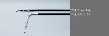Barnett油門拉索(固定式) CR・FCR化油器專用