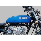 【WM】T2 平版型鋁合金油箱
