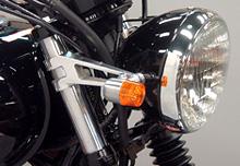 【WM】方向燈支架 Φ8mm - 「Webike-摩托百貨」