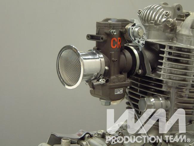 【WM】CR大型化油器專用鋁合金喇叭口 (附過濾網)  - 「Webike-摩托百貨」