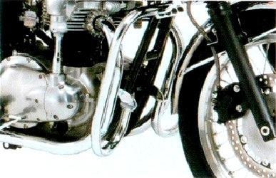 大型引擎保護桿