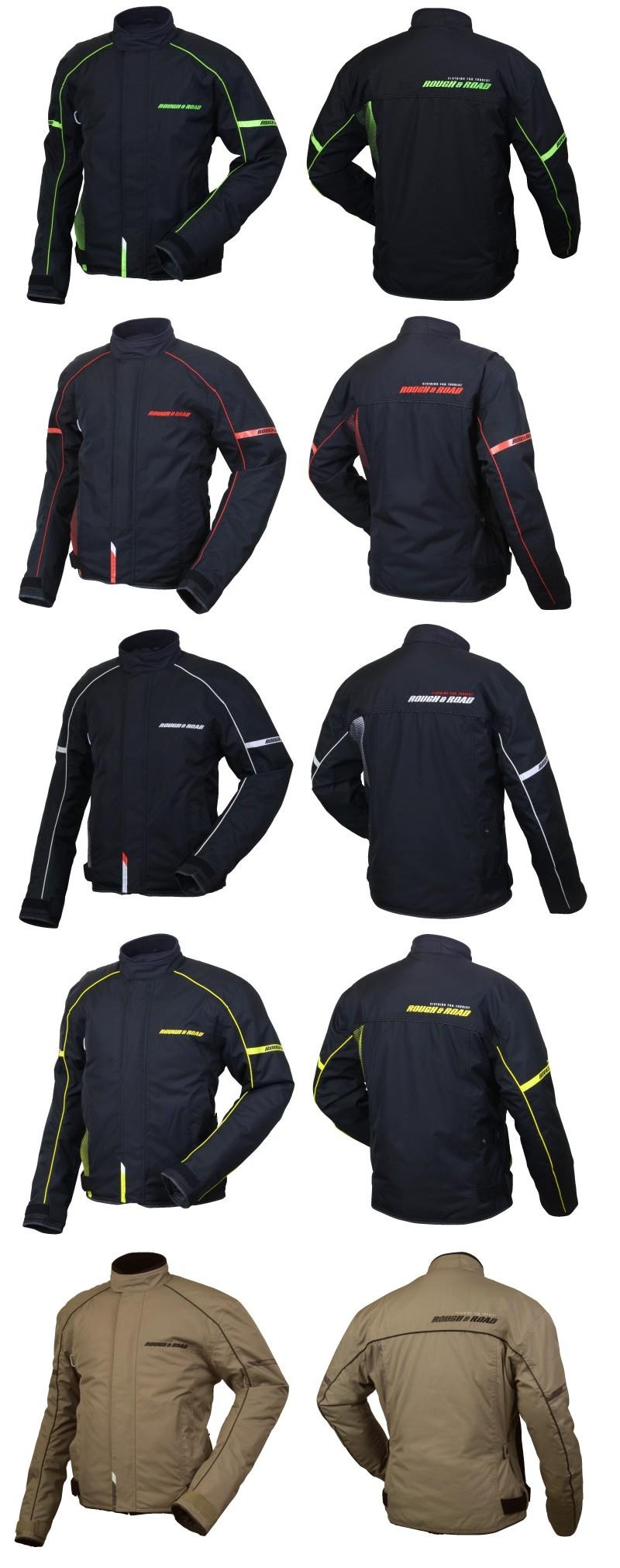 【ROUGH&ROAD】Dual tex冬季騎士夾克 - 「Webike-摩托百貨」