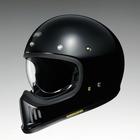 EX-ZERO [イーエックス ゼロ ブラック] ヘルメット
