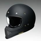 EX-ZERO [イーエックス ゼロ マットブラック] ヘルメット