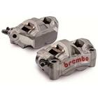 【brembo】M50 P4 30/30 100mm ㄧ體式 輻射煞車卡鉗  (左右組)