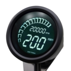 【DAYTONA】VELONA 數位電子式速度錶 & 轉速錶