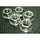 Titanium 64 Sprocket Nut Set