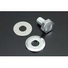 【PMC】Z/KZ 鍍鉻不銹鋼頭螺絲和墊圈組