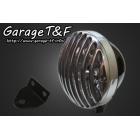 GARAGE T&F 5.75-Inches Bird Gauge Headlight & Light Bracket (Type C) Kit