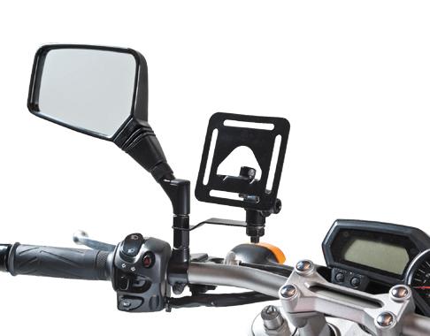 【TANAX motofizz】導航機包固定座組 後視鏡型式 - 「Webike-摩托百貨」