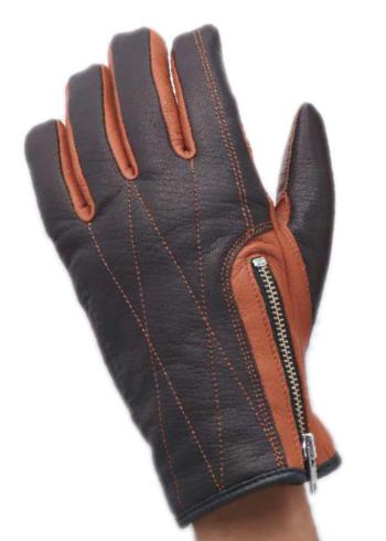 Multi冬季皮革手套