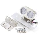 【Rin Parts】LED雙尾燈套件 (電鍍)