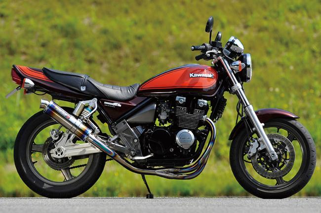 【MotoGear】ZephyrX Special Edition手工彎管全段排氣管 - 「Webike-摩托百貨」