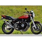 【MotoGear】ZephyrX Special Edition手工彎管全段排氣管