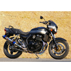 【MotoGear】ZRX400 標準型 手工彎管全段排氣管