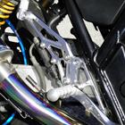 【MotoGear】XJR400R専用 腳踏後移套件 (附後座腳踏)