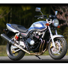 【MotoGear】CB400SF 標準型  PRISM 全段排氣管