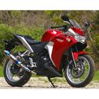 【MotoGear】CBR250R(MC41) 鈦合金排氣管尾段