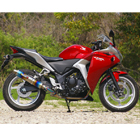 【MotoGear】CBR250R(MC41) 鈦合金全段排氣管