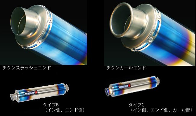 【MotoGear】PRISM 鈦合金排氣管尾段 - 「Webike-摩托百貨」