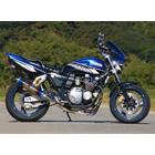 【MotoGear】93-00Model XJR400 XJR400R 鈦合金全段排氣管