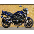 【MotoGear】XJR400R 標準型 手工彎管全段排氣管