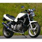 【MotoGear】Bandit 250  鈦合金全段排氣管