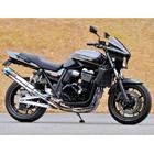 【MotoGear】427DAEG 鈦合金手工彎管全段排氣管(競賽用)