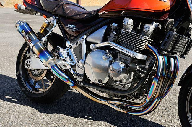 【MotoGear】KAWASAKI Zephyr1100 Center collect SPL (Special Edition) 競賽用腳踏後移套件 - 「Webike-摩托百貨」