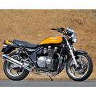 【MotoGear】Zephyr1100鈦合金手工彎管全段排氣管