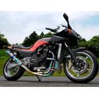 【MotoGear】GPZ900R UP TYPE 鈦合金手工彎管全段排氣管