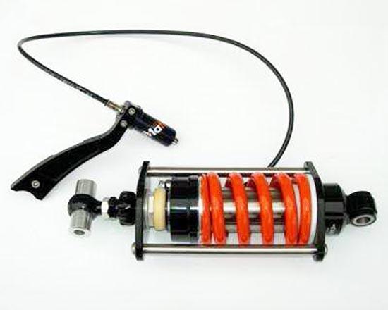 後避震器 mono shock