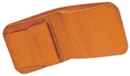 【HONDA RIDING GEAR】經典型皮革製皮夾 - 「Webike-摩托百貨」