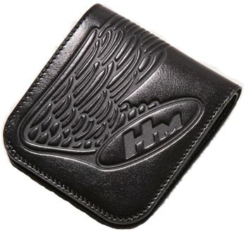 經典型皮革製皮夾
