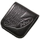 【HONDA RIDING GEAR】經典型皮革製皮夾