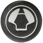 【MADMAX】Kawasaki車 通用型油箱蓋貼片 3