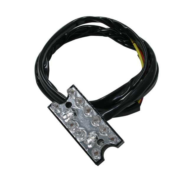 MOTOLED LED尾燈組(不含燈座、燈殼)