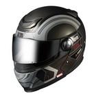 【OGK KABUTO】AFFID 鋼鐵人3 [WAR MACHINE-02 ]安全帽 - 「Webike-摩托百貨」